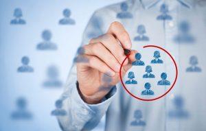 market segmentation concept