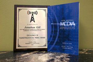 Jonathan Gill Award