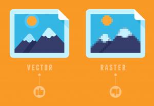 vector vs raster image