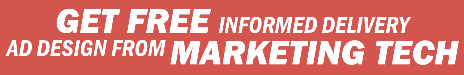 Marketing Tech Informed Delivery banner