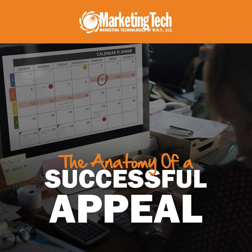 Marketing Tech The Anatomy of a Successful Appeal