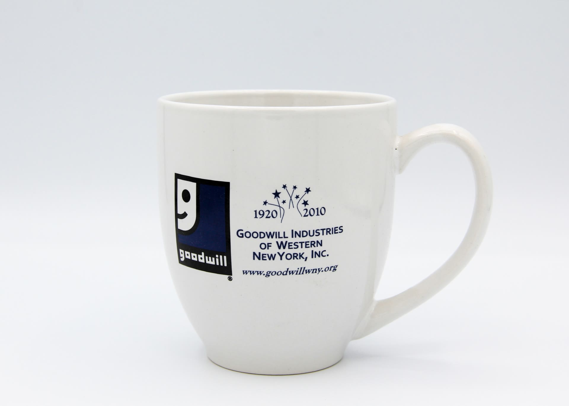 Goodwill Industries of Western New York mug