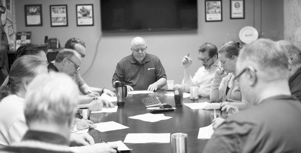 Marketing Tech meeting