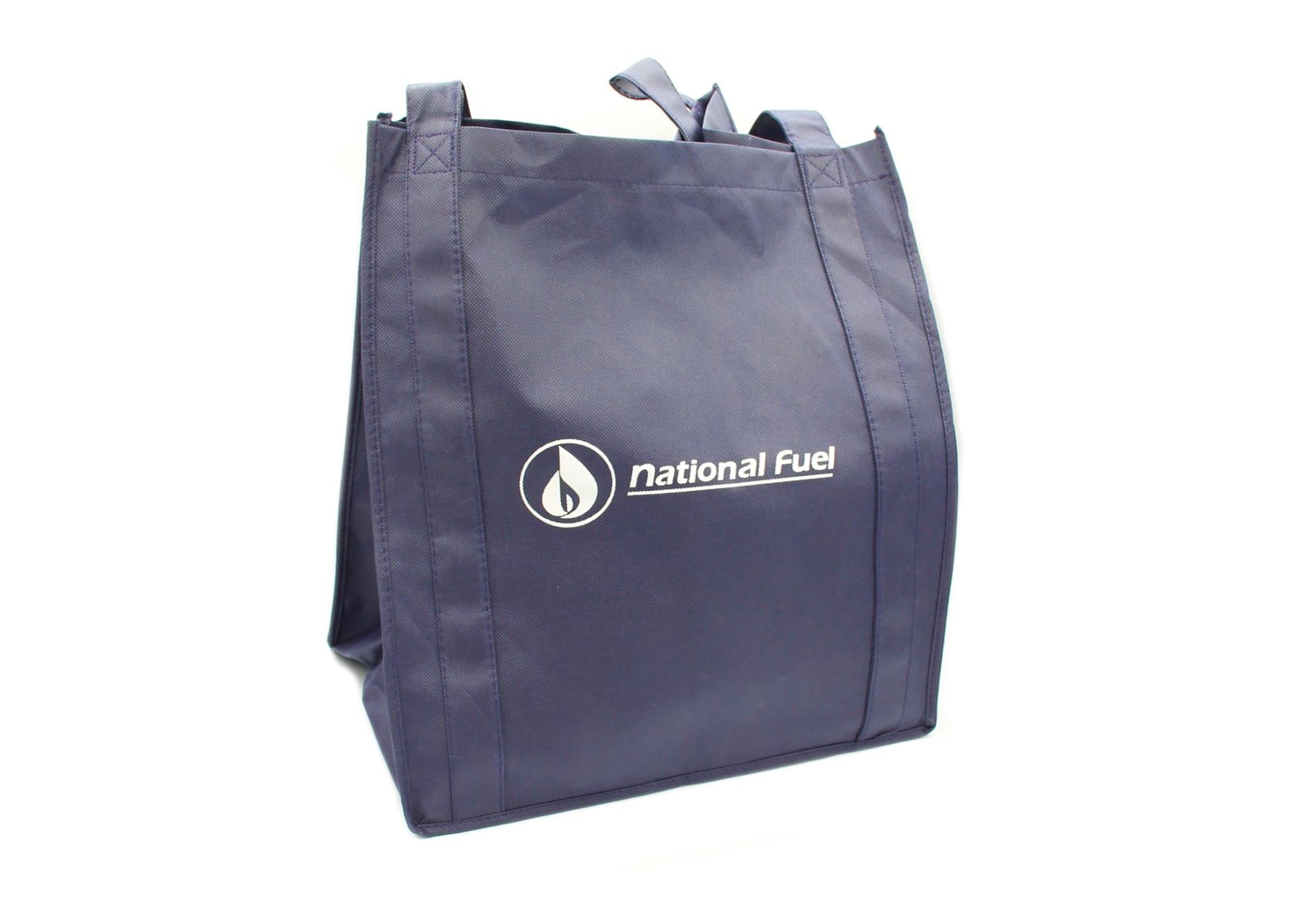 National Fuel cloth bag