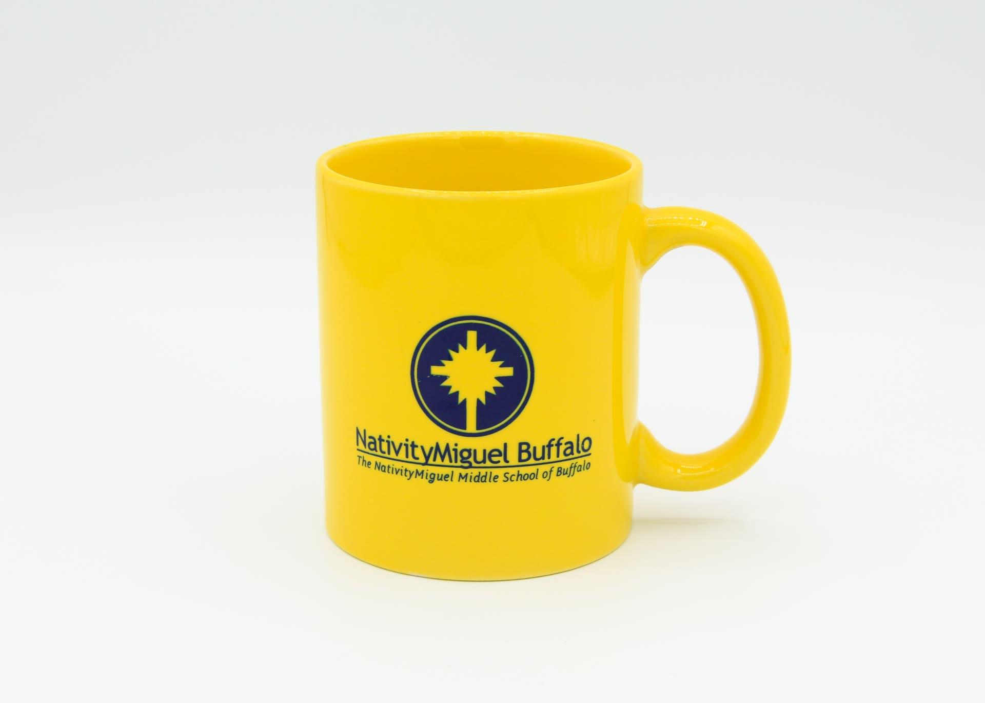 Nativity Miguel Middle School mug