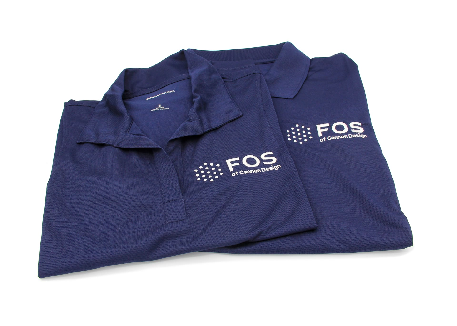 FOS of Cannon Design t-shirts