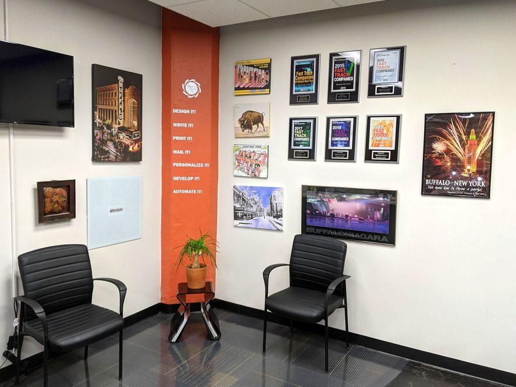 Marketing Tech entry area