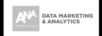 ANA Data Marketing and Analytics logo